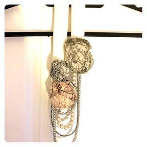 Beautiful ornate necklace